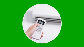 ¿Cuánto consume un aire acondicionado?: números frente al ventilador