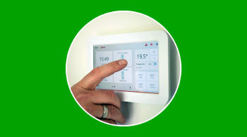 Termostatos inteligentes para el aire acondicionado